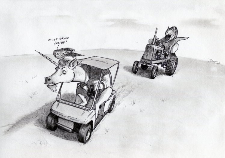 Uber unicorn