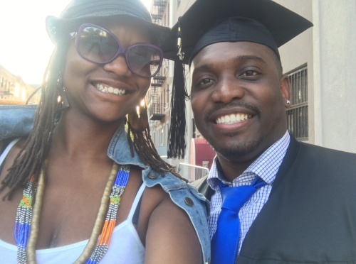 Makesi the Graduate