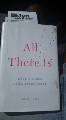 all there is love, front