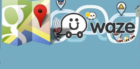 googlemapswaze
